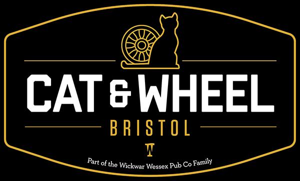 Cat and Wheel Logo